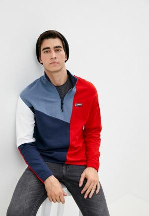 Олимпийка Tommy Jeans. Цвет: синий
