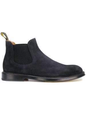 Chelsea boots Doucal's. Цвет: синий