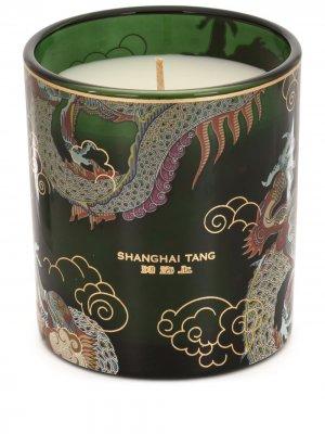 Ароматическая свеча Vivid Dragon Shanghai Tang. Цвет: зеленый