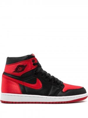 Кроссовки Air  1 Retro High OG SE Jordan. Цвет: черный