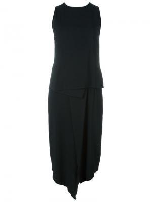 Платье Costa Minimarket. Цвет: черный
