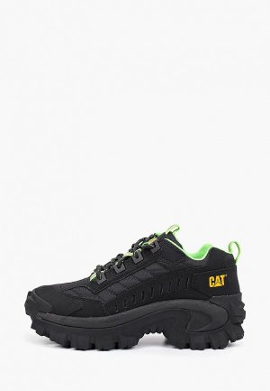 Ботинки трекинговые Caterpillar. Цвет: черный