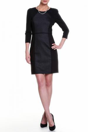 Платье Tibi. Цвет: черный