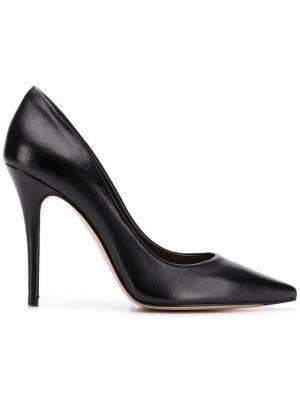 Туфли-лодочки на шпильке The Seller. Цвет: черный