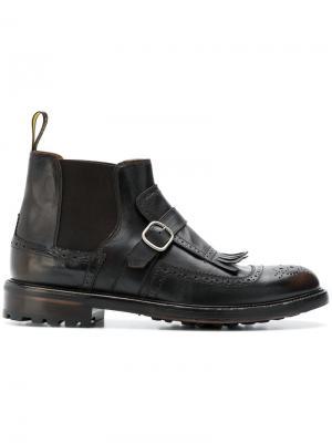 Beatles boots Doucal's. Цвет: коричневый