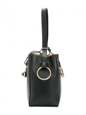 Bucket shoulder bag Nina Ricci. Цвет: черный