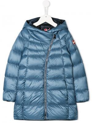 Padded coat Colmar Kids. Цвет: синий