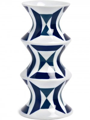 Ваза Vase Nº2 (18 см) Sargadelos. Цвет: белый