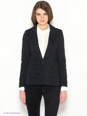 Пиджак Ada Gatti. Цвет: темно-синий