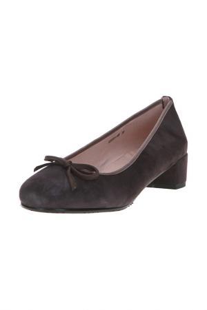 Туфли KING BOOTS. Цвет: коричневый
