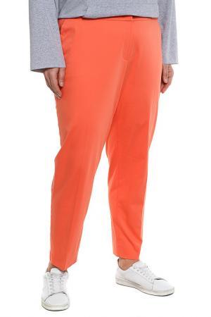 Брюки Basler. Цвет: оранжевый