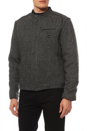 Куртка Costume National. Цвет: серый