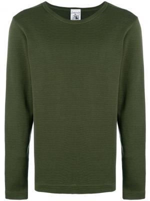 Толстовка Pace S.N.S. Herning. Цвет: зеленый