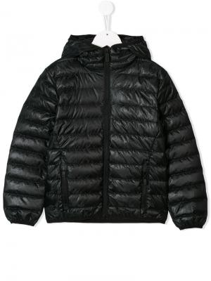 Hooded padded jacket Ciesse Piumini Junior. Цвет: черный