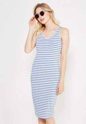Платье A-A by Ksenia Avakyan. Цвет: голубой