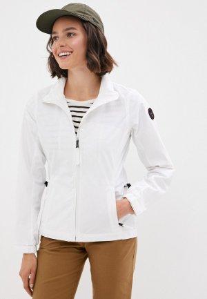 Куртка Napapijri. Цвет: белый
