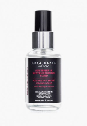 Масло для бороды Acca Kappa. Цвет: прозрачный