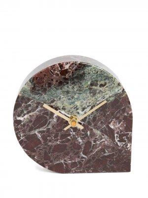 Настольные часы Stilla AYTM. Цвет: красный