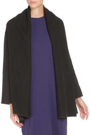 Пальто One Size Cyrille Gassiline. Цвет: черный
