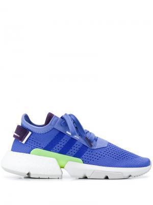 Кроссовки Pod-S3.1 adidas. Цвет: фиолетовый
