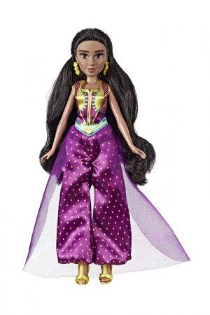 Кукла Жасмин с аксессуарами DISNEY PRINCESS. Цвет: бежевый