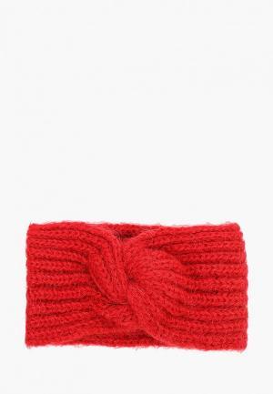 Повязка J.B4. Цвет: красный