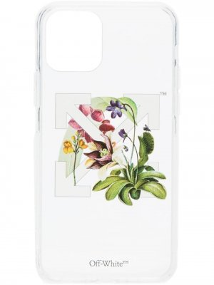 Чехол для iPhone 11 Pro с логотипом Arrows Off-White. Цвет: белый