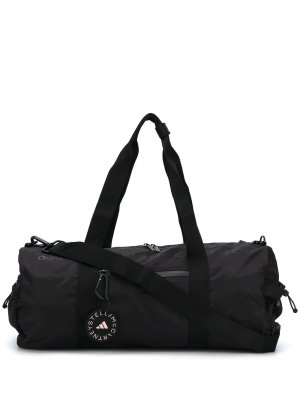 Спортивная сумка adidas by Stella McCartney. Цвет: черный