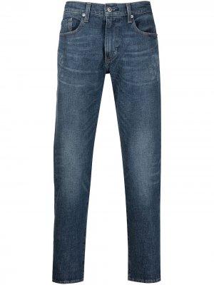 Levis: Made & Crafted зауженные джинсы 502™ Levi's:. Цвет: синий