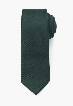 Галстук Topman. Цвет: зеленый