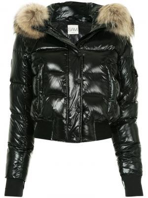 Пальто Skylar Sam.. Цвет: черный