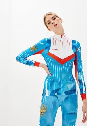 Олимпийка Craft. Цвет: синий