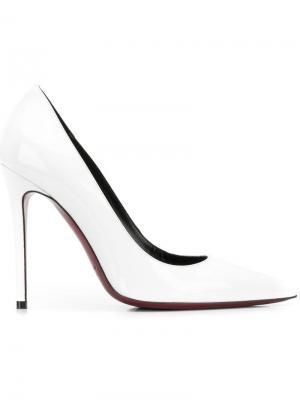 Stiletto pumps Deimille. Цвет: белый