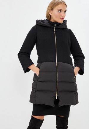 Куртка утепленная Alessandro DellAcqua Dell'Acqua. Цвет: черный