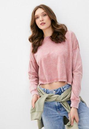 Лонгслив Cotton On. Цвет: розовый