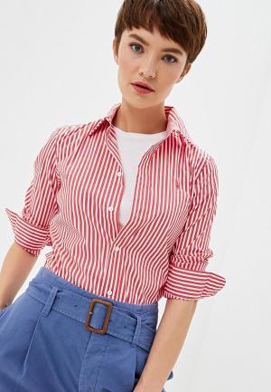 Рубашка Polo Ralph Lauren. Цвет: красный