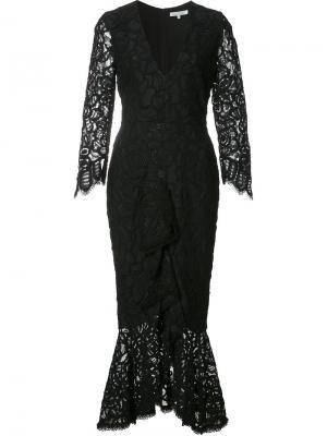Платье Nadege Alexis. Цвет: чёрный