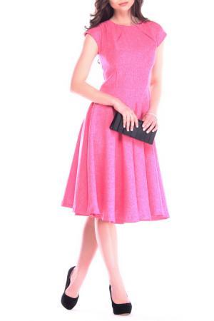 Платье Laura Bettini. Цвет: бордовый