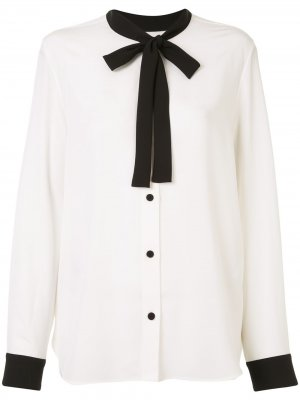 Блузка с завязками Ports 1961. Цвет: белый