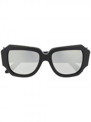 Солнцезащитные очки Gloria Olivier Theyskens. Цвет: черный