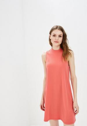 Платье Vans. Цвет: коралловый