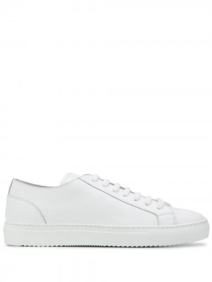 Doucals кроссовки Eric на шнуровке Doucal's. Цвет: белый