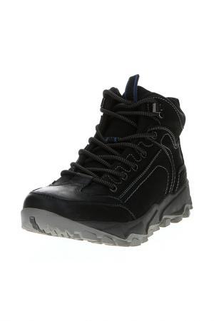Ботинки AG. Цвет: черный