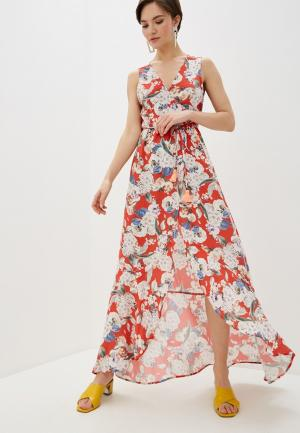 Платье Maaji. Цвет: красный
