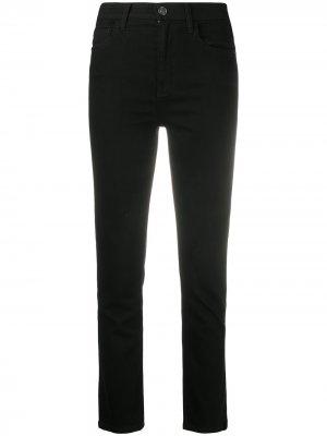 Укороченные джинсы  Original Current/Elliott. Цвет: черный