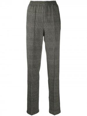 Строгие брюки с эластичным поясом Rag & Bone. Цвет: серый