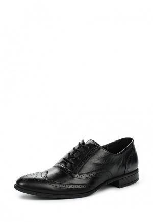 Туфли Bekerandmiller. Цвет: черный