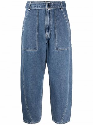 Levis джинсы бойфренды Railroad Levi's. Цвет: синий