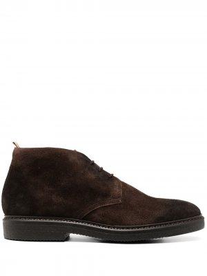 Doucals ботинки дезерты Doucal's. Цвет: коричневый