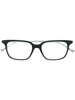 Очки Birch Dita Eyewear. Цвет: черный